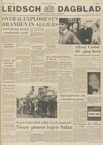 Leidsch Dagblad 1962-06-16