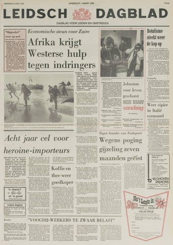 Leidsch Dagblad 1978-06-06