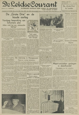 Leidse Courant 1950-05-12