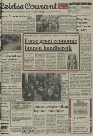 Leidse Courant 1985-04-18