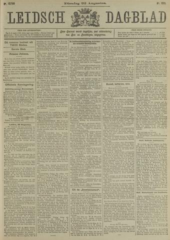 Leidsch Dagblad 1911-08-22