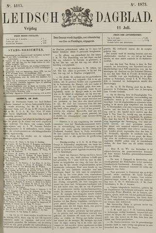 Leidsch Dagblad 1873-07-11