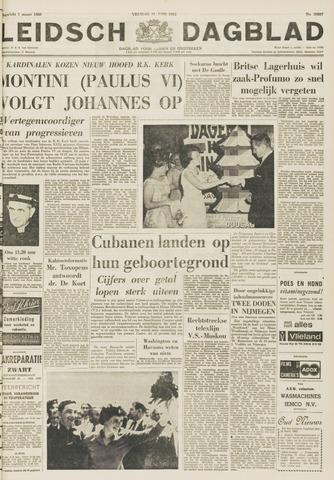 Leidsch Dagblad 1963-06-21