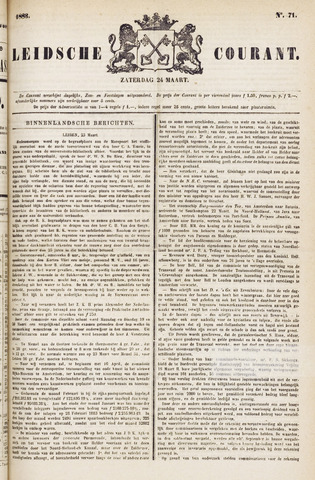 Leydse Courant 1883-03-24
