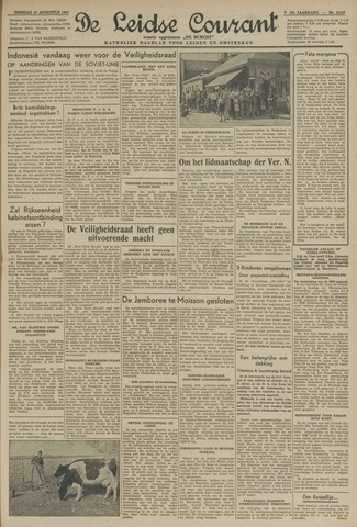 Leidse Courant 1947-08-19