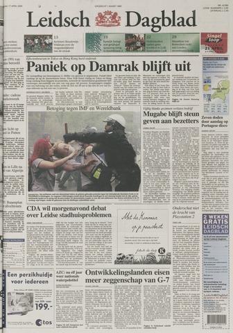 Leidsch Dagblad 2000-04-17