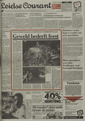 Leidse Courant 1987-05-14