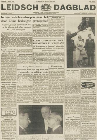 Leidsch Dagblad 1959-08-29