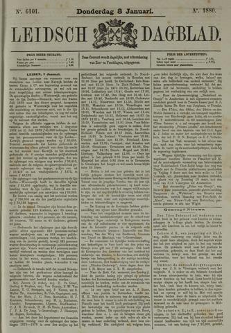 Leidsch Dagblad 1880-01-08