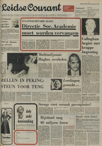 Leidse Courant 1976-04-06