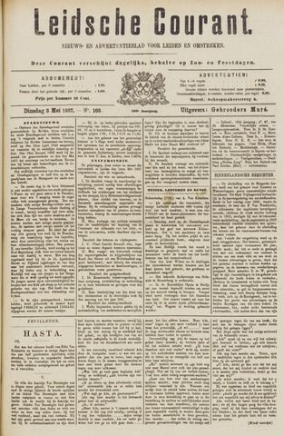 Leydse Courant 1887-05-03