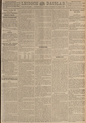 Leidsch Dagblad 1921-12-06