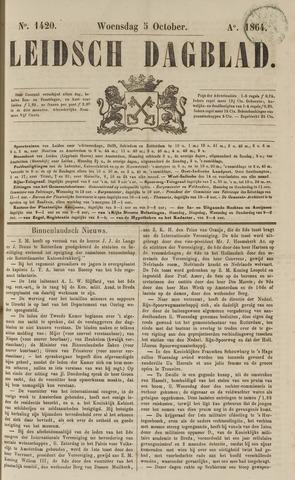 Leidsch Dagblad 1864-10-05
