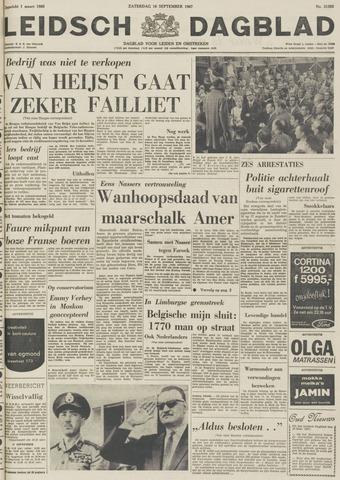 Leidsch Dagblad 1967-09-16