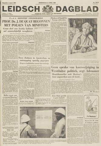 Leidsch Dagblad 1959-04-09