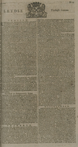 Leydse Courant 1725-08-03