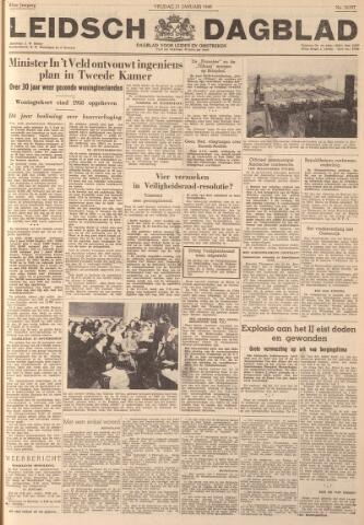 Leidsch Dagblad 1949-01-21