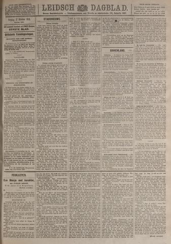 Leidsch Dagblad 1919-10-17