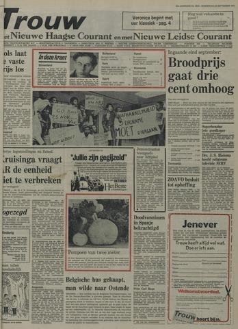 Nieuwe Leidsche Courant 1975-09-25