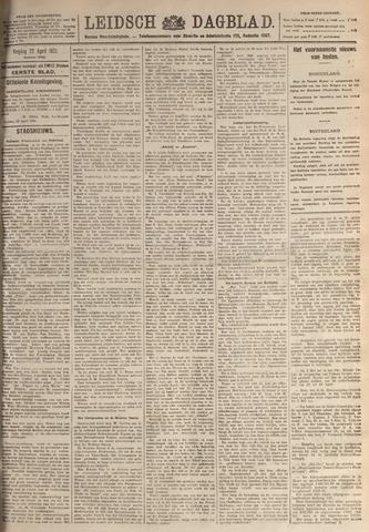 Leidsch Dagblad 1921-04-22