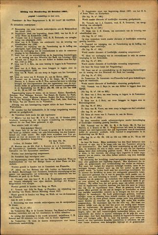 Handelingen van de Raad 1887-10-13