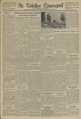 Leidse Courant 1947-08-12