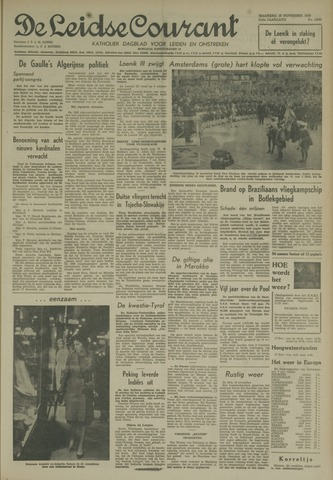 Leidse Courant 1959-11-16