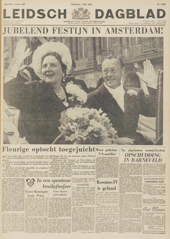 Leidsch Dagblad 1962-05-01