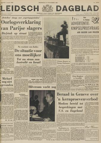 Leidsch Dagblad 1961-11-22