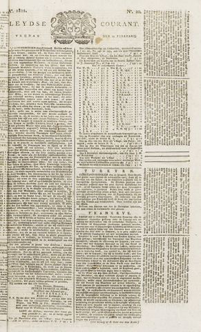 Leydse Courant 1822-02-15
