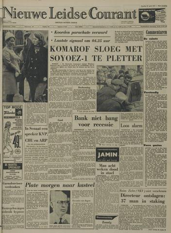 Nieuwe Leidsche Courant 1967-04-25