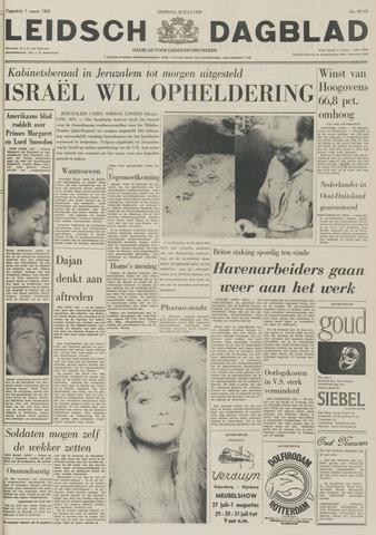 Leidsch Dagblad 1970-07-28