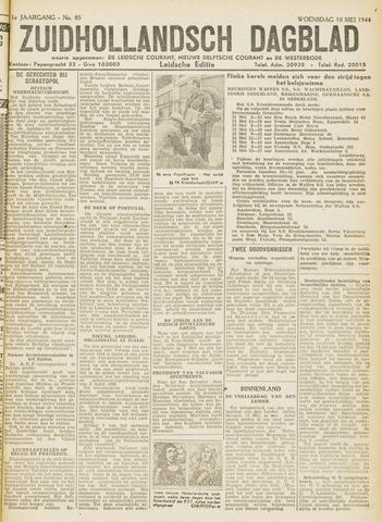 Zuidhollandsch Dagblad 1944-05-10