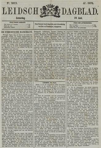 Leidsch Dagblad 1876-06-24