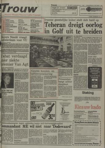 Nieuwe Leidsche Courant 1980-10-09