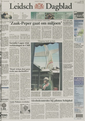 Leidsch Dagblad 2000-01-17