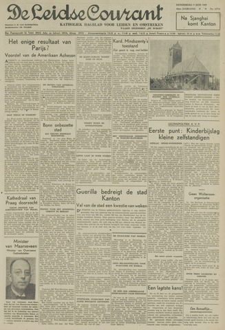 Leidse Courant 1949-06-09