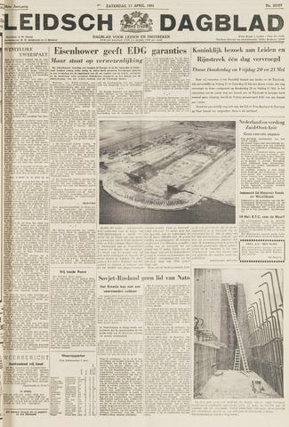Leidsch Dagblad 1954-04-17