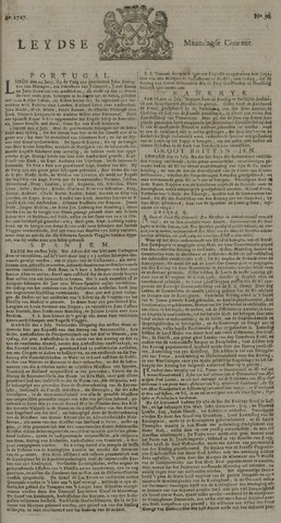 Leydse Courant 1727-07-28