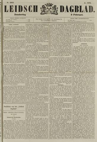 Leidsch Dagblad 1870-02-03