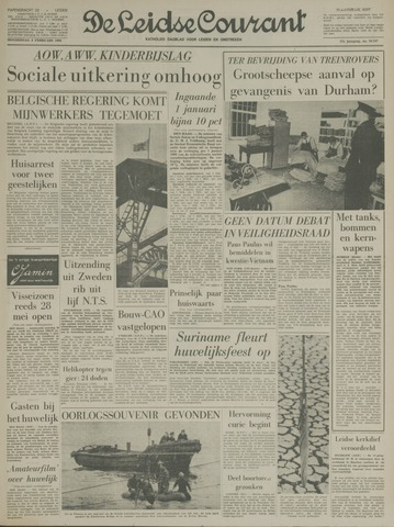 Leidse Courant 1966-02-03