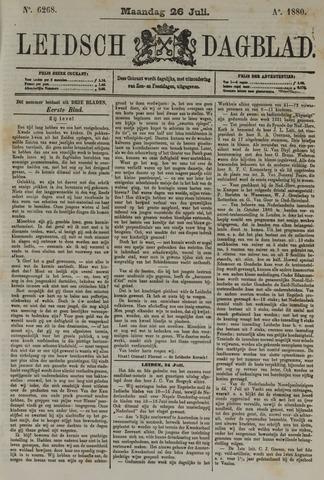 Leidsch Dagblad 1880-07-26