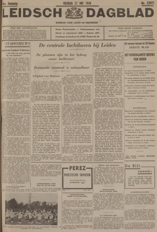Leidsch Dagblad 1938-05-27