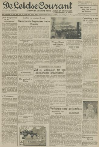 Leidse Courant 1949-01-21