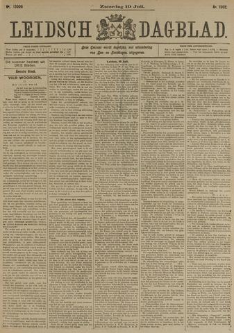 Leidsch Dagblad 1902-07-19