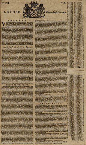 Leydse Courant 1779-05-19