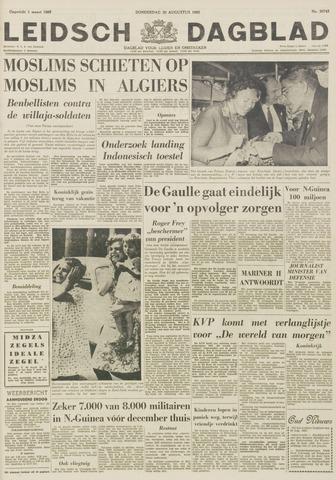 Leidsch Dagblad 1962-08-30