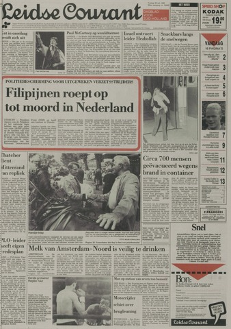 Leidse Courant 1989-07-28