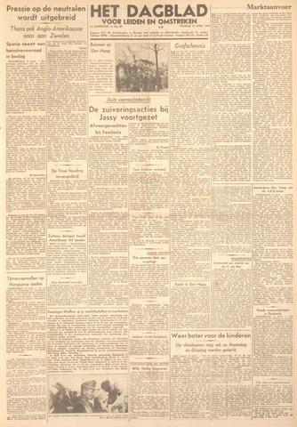 Dagblad voor Leiden en Omstreken 1944-04-14