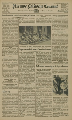 Nieuwe Leidsche Courant 1947-05-14